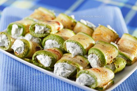 Zucchini appetizer,Zucchini appetizer,Zucchini appetizer,Zucchini appetizerの写真素材 [FYI00772971]