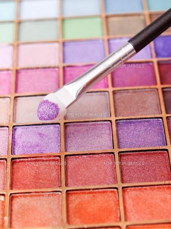 Eyeshadow,Eyeshadowの写真素材 [FYI00773040]
