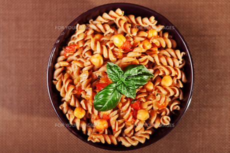 Pasta Collection - Fusilli with chick-peas,Pasta Collection - Fusilli with chick-peas,Pasta Collection - Fusilli with chick-peas,Pasta Collection - Fusilli with chick-peasの写真素材 [FYI00773116]