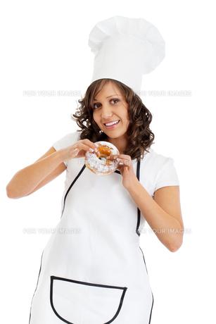 Chef eating donut,Chef eating donut,Chef eating donut,Chef eating donut,Chef eating donut,Chef eating donut,Chef eating donut,Chef eating donut,Chef eating donut,Chef eating donut,Chef eating donut,Chef eating donut,Chef eating donut,Chef eating donut,Cheの素材 [FYI00773263]