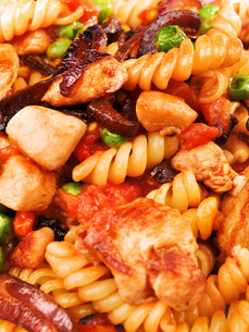 Pasta Collection - Fusilli with peas and chicken,Pasta Collection - Fusilli with peas and chicken,Pasta Collection - Fusilli with peas and chicken,Pasta Collection - Fusilli with peas and chicken,Pasta Collection - Fusilli with peas and chicken,Pasta Collの素材 [FYI00773415]