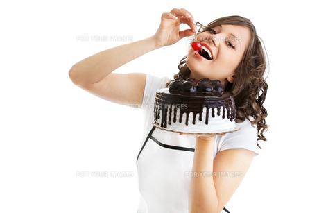 Eating chocolate cake with cherry,Eating chocolate cake with cherry,Eating chocolate cake with cherry,Eating chocolate cake with cherry,Eating chocolate cake with cherry,Eating chocolate cake with cherry,Eating chocolate cake with cherry,Eating chocolateの素材 [FYI00773552]