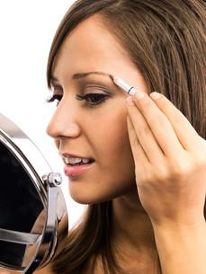 Applying make-up,Applying make-up,Applying make-up,Applying make-up,Applying make-up,Applying make-up,Applying make-up,Applying make-upの素材 [FYI00773563]