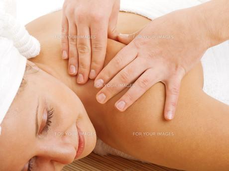 Massage,Massage,Massage,Massageの写真素材 [FYI00773599]