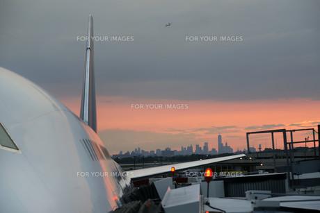flight_trafficの写真素材 [FYI00773694]