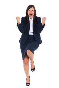 Excited Businesswoman,Excited Businesswoman,Excited Businesswoman,Excited Businesswomanの写真素材 [FYI00773715]
