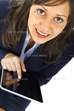 Businesswoman with tablet,Businesswoman with tablet,Businesswoman with tablet,Businesswoman with tablet,Businesswoman with tablet,Businesswoman with tablet,Businesswoman with tablet,Businesswoman with tablet,Businesswoman with tablet,Businesswoman with taの素材 [FYI00773765]