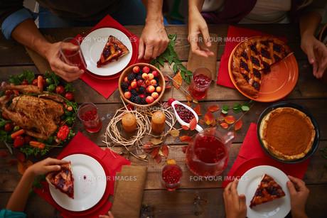 Appetizing dessertの写真素材 [FYI00774060]