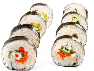 Maki sushi,Maki sushiの写真素材 [FYI00774178]