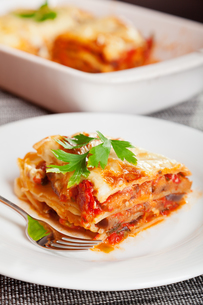 Lasagna,Lasagna,Lasagna,Lasagnaの写真素材 [FYI00774256]