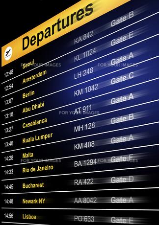 flight_trafficの素材 [FYI00774394]