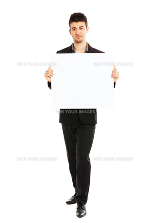 Young businessman holding blank board,Young businessman holding blank board,Young businessman holding blank board,Young businessman holding blank board,Young businessman holding blank board,Young businessman holding blank board,Young businessman holding bの素材 [FYI00774501]