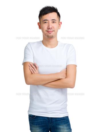 Asian manの写真素材 [FYI00774520]