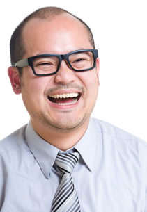 Happy businessmanの写真素材 [FYI00774559]