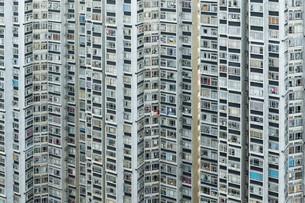Hong Kong residential housingの素材 [FYI00774702]