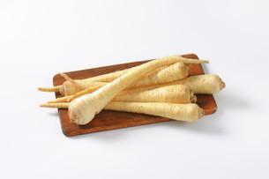 root parsleyの写真素材 [FYI00774784]