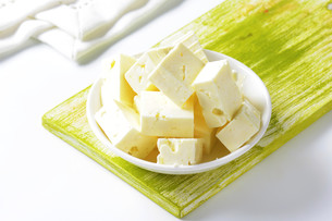 feta cheeseの写真素材 [FYI00774844]