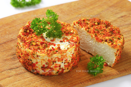 spicy cheeseの写真素材 [FYI00774854]