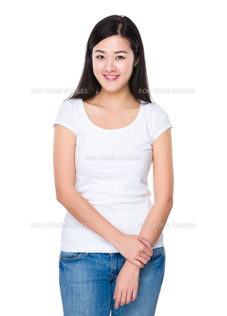 Chinese womanの写真素材 [FYI00774994]