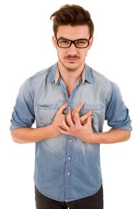 chest painの素材 [FYI00775098]