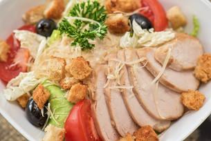 Tasty Saladの写真素材 [FYI00775128]