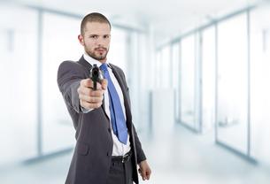 hand gunの写真素材 [FYI00775167]