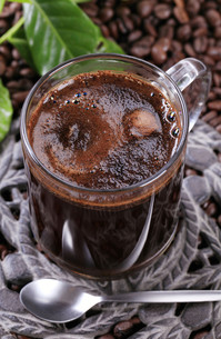 Turkish coffeeの写真素材 [FYI00775483]