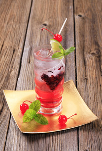 Iced drinkの写真素材 [FYI00775503]