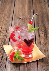 Iced drinksの写真素材 [FYI00775526]