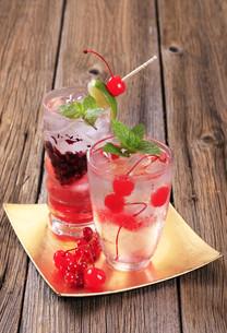 Iced drinksの写真素材 [FYI00775535]