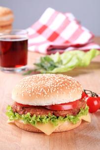 Cheeseburgerの素材 [FYI00775542]