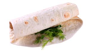 Wrap sandwichの写真素材 [FYI00775577]