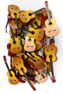 Guitarsの写真素材 [FYI00775658]