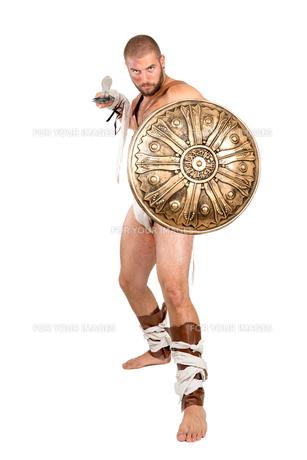 Gladiatorの写真素材 [FYI00775753]
