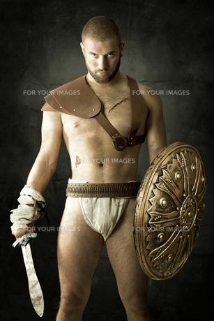 Gladiatorの写真素材 [FYI00775757]