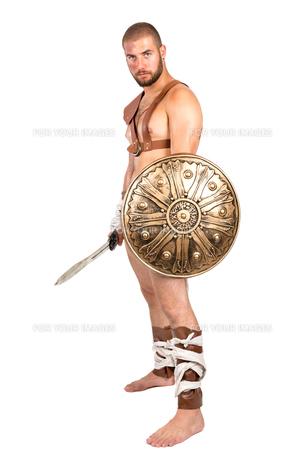 Gladiatorの写真素材 [FYI00775761]