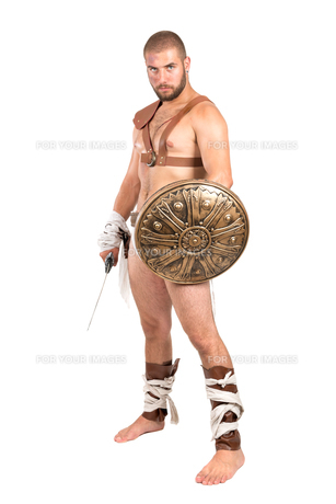 Gladiatorの写真素材 [FYI00775765]