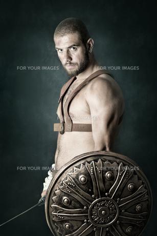 Gladiatorの写真素材 [FYI00775776]