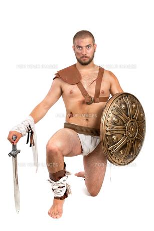 Gladiatorの写真素材 [FYI00775792]