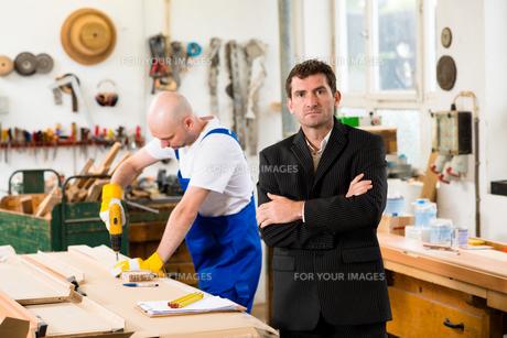 profession_businessの写真素材 [FYI00775851]