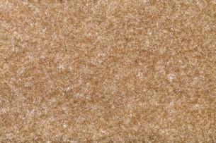 background from brown fleece felt fabricの素材 [FYI00776531]