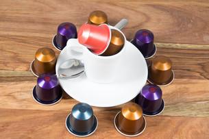 coffeeの写真素材 [FYI00777052]