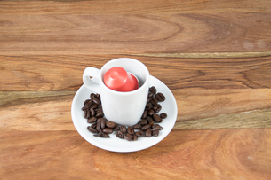 coffeeの写真素材 [FYI00777082]