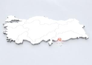 attack on turkeyの写真素材 [FYI00777265]