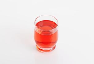 strawberry juiceの写真素材 [FYI00777555]