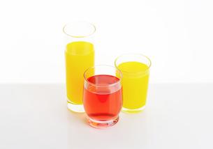 fresh juicesの写真素材 [FYI00777617]