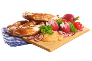 european_foodの写真素材 [FYI00777664]