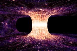 Wormholeの写真素材 [FYI00777890]