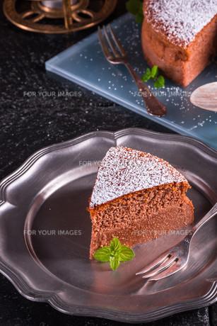japanese cheesecakeの写真素材 [FYI00777966]