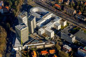 lvm versicherung headquarters in m \u200b\u200b?nster at weseler stra?e.の素材 [FYI00778034]